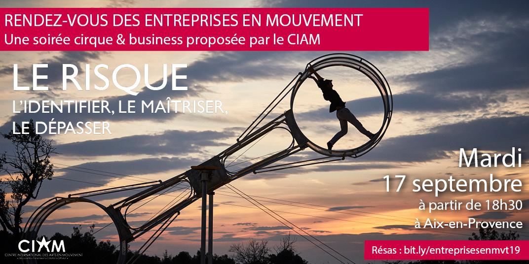 Rendez-vous Entreprises en mouvement - Le risque - CIAM