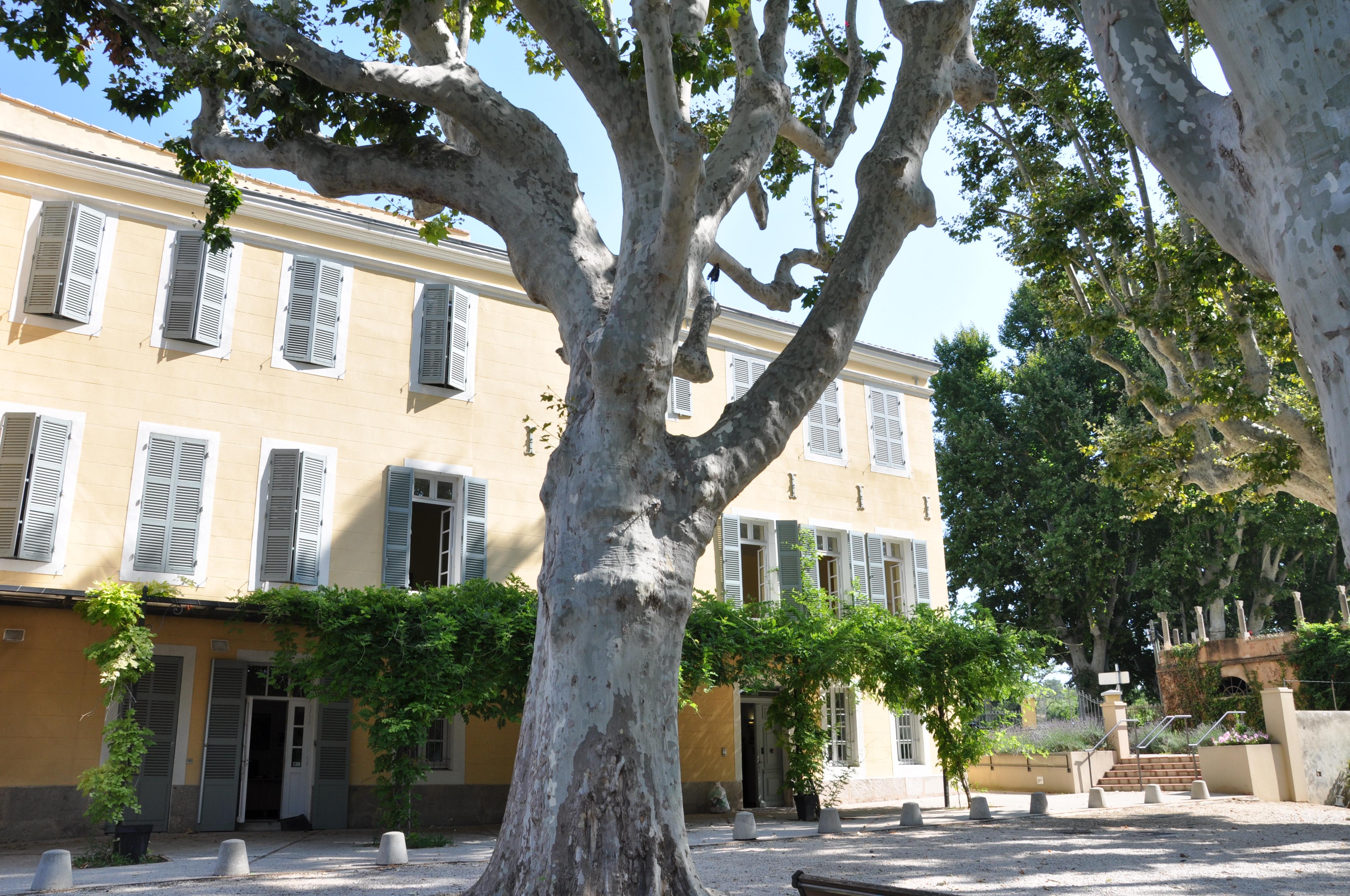 Domaine de Fontblanche - Vitrolles - Vincent Rimi